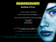 Thumbnail of defaced www.lefersa.cl