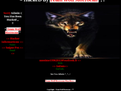 Thumbnail of defaced fiam.tv