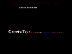 Thumbnail of defaced www.stingreality.cz