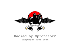 Thumbnail of defaced kemenaggeka.net