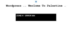 Thumbnail of defaced wordpress.ps