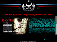 Thumbnail of defaced tfcrussia.ru
