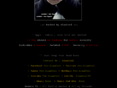 Thumbnail of defaced www.kingleader.com.tw