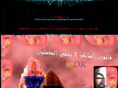 Thumbnail of defaced faithfm.net