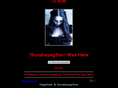 Thumbnail of defaced bpsk.denpasarkota.go.id