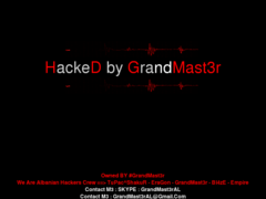 Thumbnail of defaced www.trcn.gov.ng