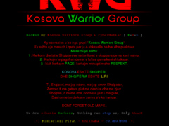 Thumbnail of defaced naucnakonferencija.vssp.edu.rs