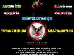 Thumbnail of defaced e-solution.ma