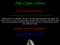 Thumbnail of defaced freechat7.us