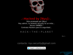 Thumbnail of defaced ivt.gob.ve
