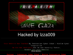 Thumbnail of defaced www.dpu.gov.vg
