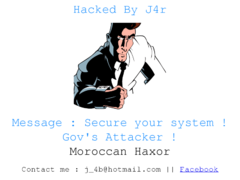 Thumbnail of defaced bjindia.net
