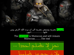Thumbnail of defaced www.isgp.dz