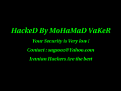 Thumbnail of defaced cyber-list.us.to