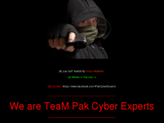 Thumbnail of defaced mrm.by