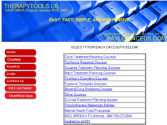 Thumbnail of defaced therapytools.us