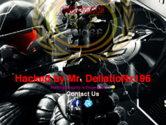 Thumbnail of defaced www.leverage.cc