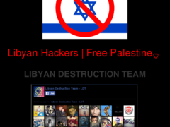 Thumbnail of defaced www.nwm.co.il