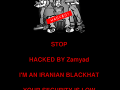 Thumbnail of defaced nasimdownload.ir