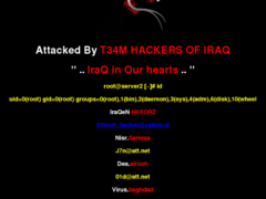 Thumbnail of defaced zeraa.gov.iq
