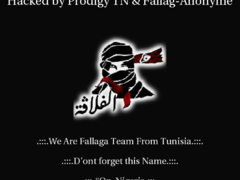 Thumbnail of defaced www.pjautomation.co.za