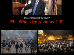 Thumbnail of defaced nwfc.pmd.gov.pk