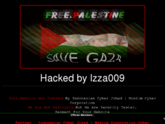Thumbnail of defaced www.bvi.gov.vg