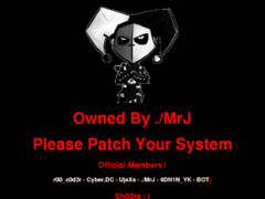 Thumbnail of defaced www.kraamcadeau.biz
