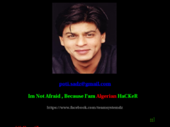 Thumbnail of defaced www.kashmirnews.tv