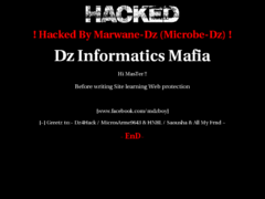 Thumbnail of defaced www.shipping.org.gy