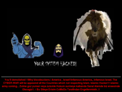 Thumbnail of defaced artekdigital.in