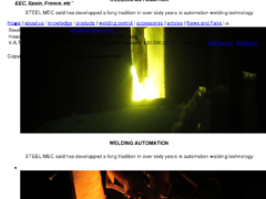 Thumbnail of defaced www.steelmecsald.it