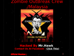 Thumbnail of defaced tervex.fi