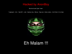 Thumbnail of defaced www.qlocation.de