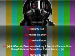 Thumbnail of defaced www.mjuchannel.mju.ac.th