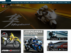 Thumbnail of defaced www.motos.suzuki.com.bo