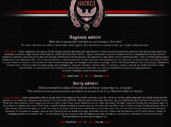 Thumbnail of defaced www.frez.ru