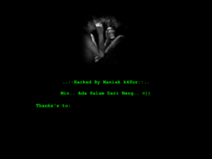 Thumbnail of defaced www.dprp.go.id