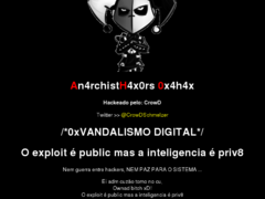 Thumbnail of defaced www.promover.uy