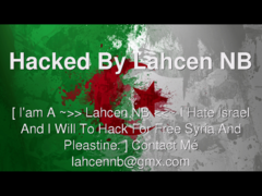 Thumbnail of defaced intrasoft.ca