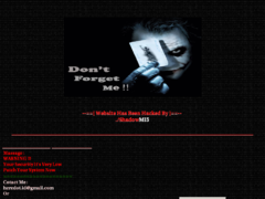 Thumbnail of defaced sca.es