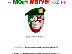 Thumbnail of defaced www.liberty247.net