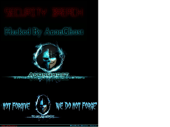 Thumbnail of defaced www.istepup.co.in