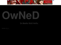 Thumbnail of defaced unilord.com.ve