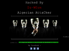 Thumbnail of defaced eeca.ecc.org.hk