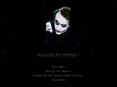 Thumbnail of defaced www.audioscan.cz