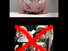 Thumbnail of defaced ketabsal.aqlibrary.org