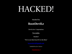 Thumbnail of defaced www.joomla.by