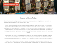 Thumbnail of defaced shelterrealtors.org