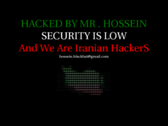 Thumbnail of defaced vpn-tehran.ga
